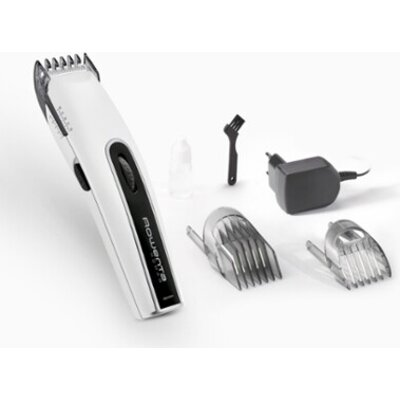 Машинка за подстригване Rowenta TN1400F1, Hair clipper Nomad, new design, 2 adjustable combs with 9 settings each (3-15 mm, 18-3