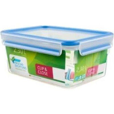 Кутия за съхранение Tefal K3021512 CLIP&CLOSE rect 2.30L TEF