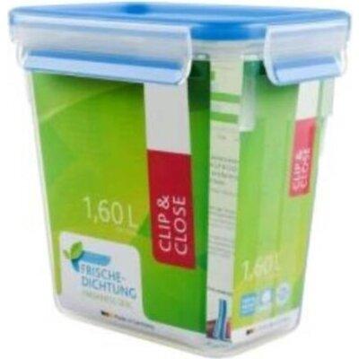 Кутия за съхранение Tefal K3021912 CLIP&CLOSE rect 1.60L TEF