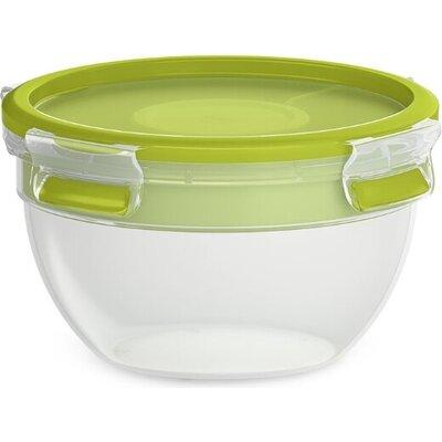 Кутия за съхранение Tefal K3100112, CLIP&GO salad bowl rd 1.0L TEF