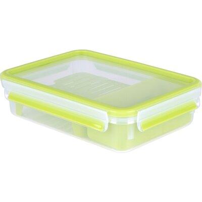 Кутия за съхранение Tefal K3100312, CLIP&GO brunchbox rect. 1.2L TEF