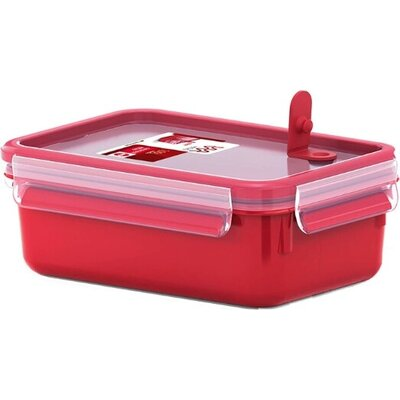 Кутия за съхранение Tefal K3102212, CLIP&MICRO rect. 1.0L TEF