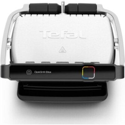 Барбекю Tefal GC750D30 Optigrill Elite, 600cm2 cooking surface, automatic cooking sensor, 12 automatic programs, 4 adjustable te