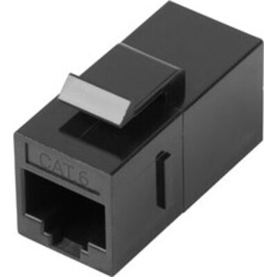 Конектор Lanberg feed-trru keystone connector RJ45->RJ45 UTP CAT.6