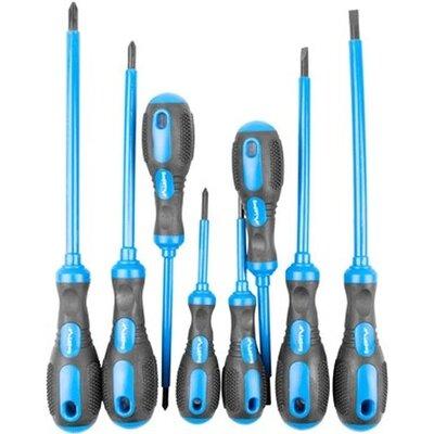 Инструмент Lanberg set of 4 screwdrivers, 4 flat-blade