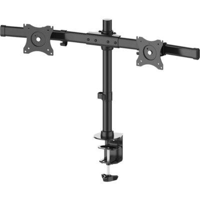 Стойка NewStar Flat Screen Desk Mount (clamp/grommet) - Crossbar
