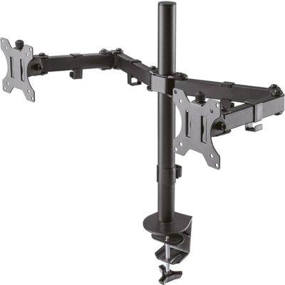 Стойка NewStar Flat Screen Desk Mount (clamp/grommet)