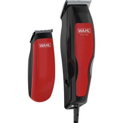 Машинка за подстригване Wahl 1395.0466 , HomePro 100 Combo, Corded Clipper Combo, Battery trimmer, 8 attachment combs, storage p