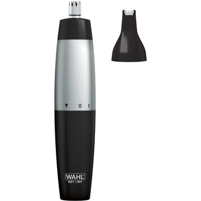 Тример Wahl 05560-1416, Ear, Nose & Brow Trimmer, 2 rinseable cutting heads for nose trimming, contour and eyebrow trimming