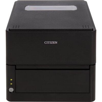 Етикетен принтер Citizen Label Desktop printer CL-E300 Direct thermal Print Speed 200mm/s, Print Width(max.) 4