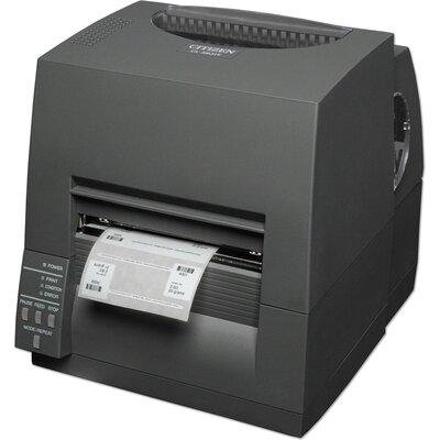 Етикетен принтер Citizen Label Industrial printer CL-S631II Thermal Transfer+Direct Print Speed 100mm/s, Print Width 4