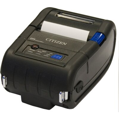 Мобилен етикетен принтер Citizen Label Mobile printer CMP-20II Direct thermal Print Speed 80mm/s, Print Width(max.) 48mm/ Media