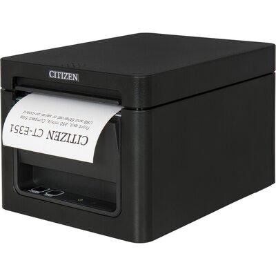 POS принтер Citizen POS printer CT-E351 Direct thermal Print Speed 250mm/s, Print Widht 72mm(58/80mm)/ Media Width (min-max) 59/