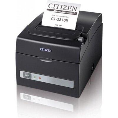 POS принтер Citizen POS printer CT-S310II Direct thermal Print Speed 160mm/s, Print Widht 48/72mm (58/80mm)/ Media Width(min-max