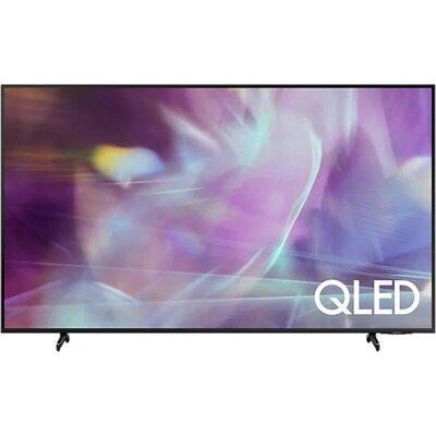 Телевизор Samsung 55'' 55Q60A QLED FLAT, SMART, 3100 PQI, Dual LED, Micro Dimming, Quantum HDR, HDR 10+, Dolby Digital Plus, Q-S