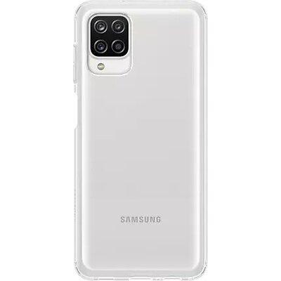 Калъф Samsung A12 Soft Clear Cover Transperant