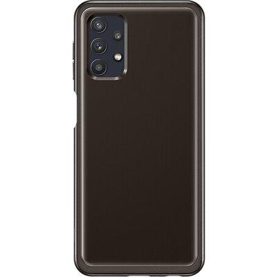 Калъф Samsung A32 Soft Clear Cover Black