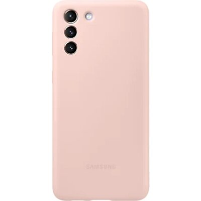 Калъф Samsung S21+ Silicone Cover Pink