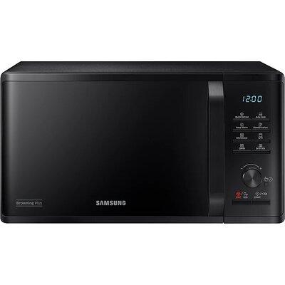 Микровълнова печка Samsung MG23K3515AK/OL, Microwave, 23l, Grill, 800W, LED Display, Black