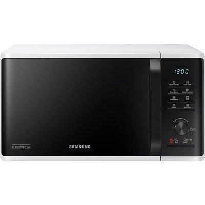 Микровълнова печка Samsung MG23K3515AW/OL, Microwave, 23l, Grill, 800W, LED Display, White