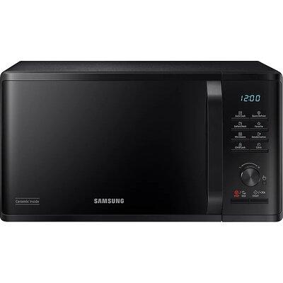 Микровълнова печка Samsung MS23K3515AK/OL, Microwave, 23l, 800W, LED Display, Black