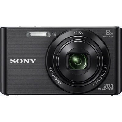 Цифров фотоапарат Sony Cyber Shot DSC-W830 black