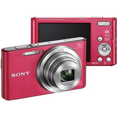 Цифров фотоапарат Sony Cyber Shot DSC-W830 pink