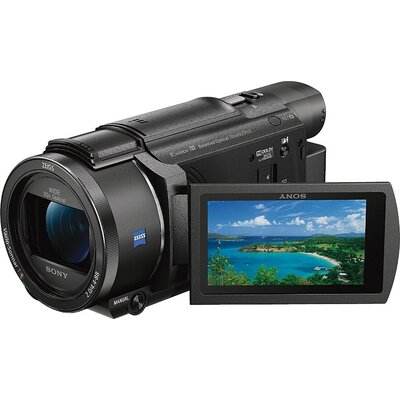Цифрова видеокамера Sony FDR-AX53, black