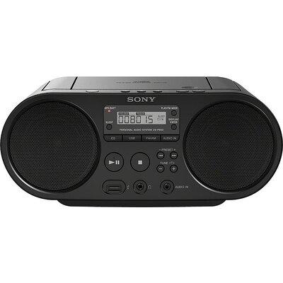 CD плейър Sony ZS-PS50 CD player, black
