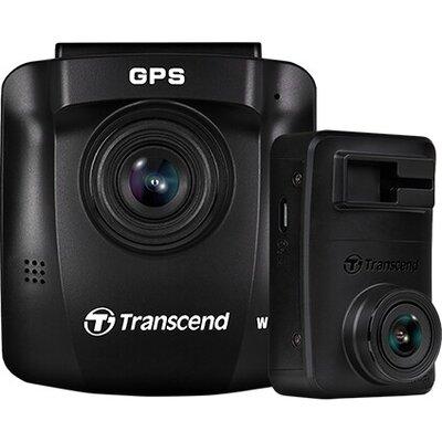 Камера-видеорегистратор Transcend 32Gx2, Dual Camera Dashcam, DrivePro 620, Dual 1080P, Sony Sensor, GPS