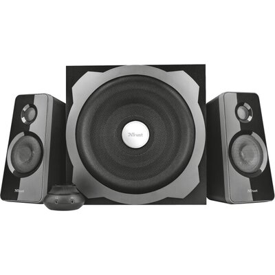Аудио система TRUST Tytan 2.1 Subwoofer Speaker Set - black