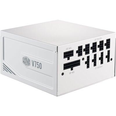 Захранващ блок Cooler Master V750 Gold V2 White Edition, Fully Modular, 750W 80+ Gold