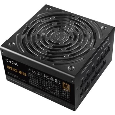 Захранващ блок EVGA 850 B5, 80+ BRONZE 850W, Semi Modular