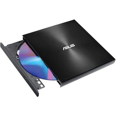Външно DVD записващо устройство ASUS ZenDrive U9M Ultra-slim, Черен