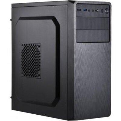 Кутия SPIRE SUPREME 1629, ATX, 420W, USB 1.0, USB 2.0, Черна