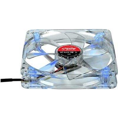 Вентилатор Spire ClearStar 140 LED, LED, Blue, Нано лагер