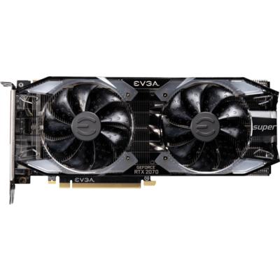 Видео карта EVGA GeForce RTX 2070 SUPER XC GAMING 8GB GDDR6 - 08G-P4-3172-KR