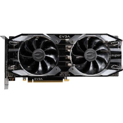 Видео карта EVGA GeForce RTX 2070 SUPER XC ULTRA OC 8GB GDDR6