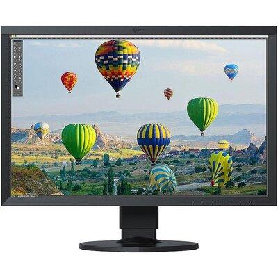 Монитор EIZO ColorEdge CS2410, IPS, 24 inch, Wide, WUXGA, DVI-I, DisplayPort, HDMI, Черен