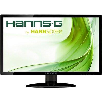 Монитор HANNSPREE HE195ANB, TFT, 18.5 inch, Whide, WXGA, D-Sub, Черен
