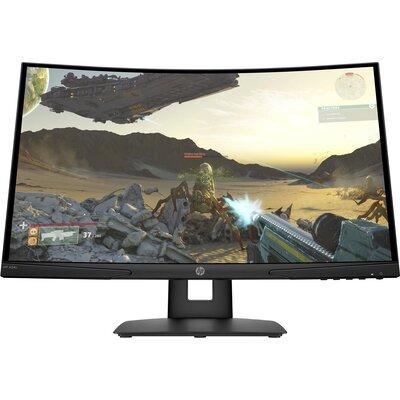 """Монитор HP X24c Gaming - 23.8"""" Curved  FHD (1920x1080), 144Hz IPS, 4ms, AMD FreeSync"""