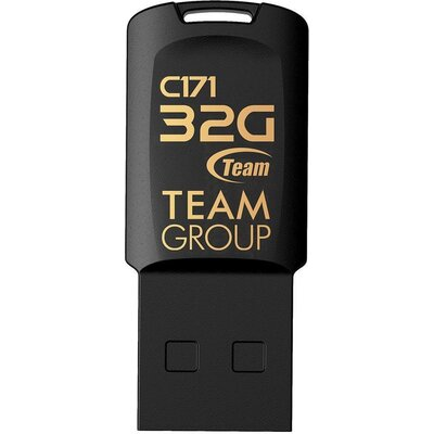 USB памет Team Group C171 32GB USB 2.0, Черен