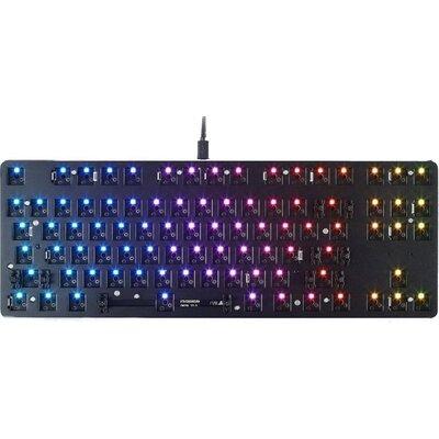 Геймърска механична клавиатура основа Glorious RGB GMMK TKL ANSI-Layout
