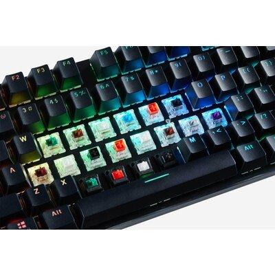 Геймърска механична клавиатура основа Glorious RGB GMMK TKL