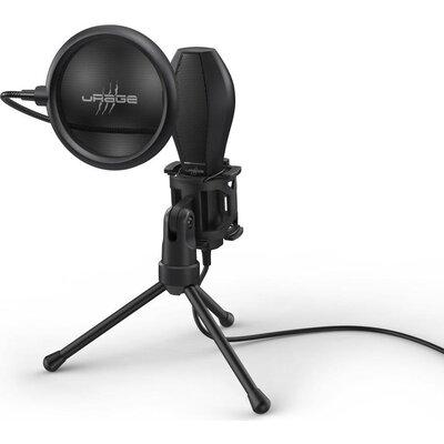 Геймърски микрофон HAMA uRage Stream 400 Plus, 2 м кабел, черен - uRage Stream 400 Plus
