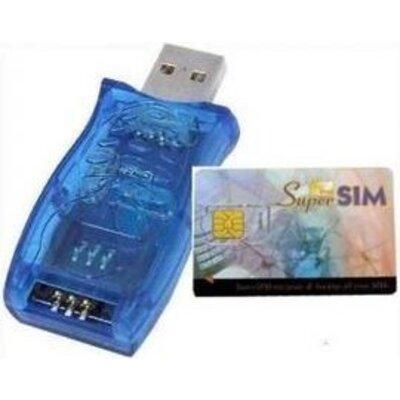Четец за Sim карти ESTILLO, USB 2.0