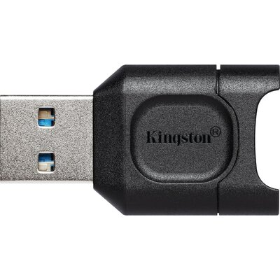 Четец за карти Kingston MobileLite Plus microSD, USB 3.2, microSD/microSDHC/microSDXC