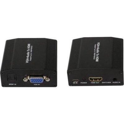 ESTILLO Конвертор1080P, VGA към HDMI
