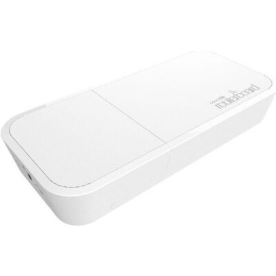 Безжичен Access Point MikroTik RBwAP2ND, за таван/стена, 64MB RAM, 1xLAN 10/100, 2.4Ghz 802.11b/g/n, int.antenna 2Dbi, RouterOS