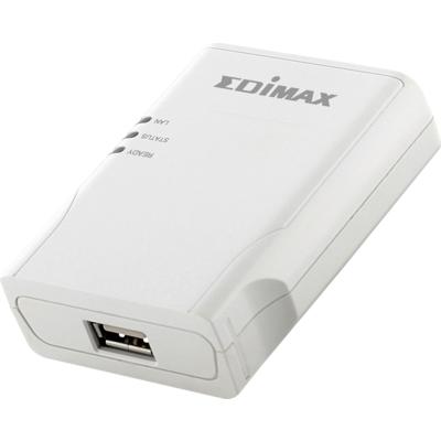 EDIMAX Принт сървър с 1 USB порт PS-1206U